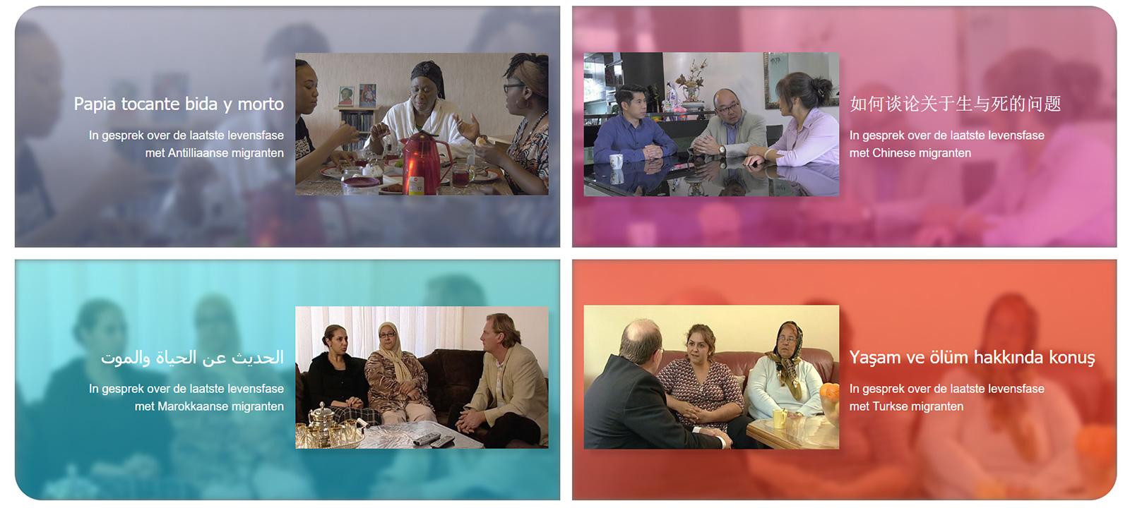 Openingsbeeld voorlichtingsfilms In gesprek over leven en dood