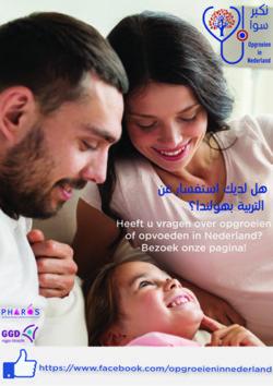 Poster Ouders met kind