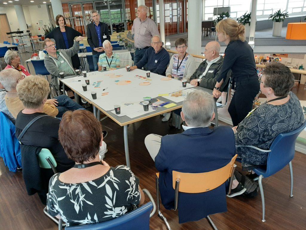 Patiënten in gesprek over hun ervaringen met de patiëntenreis